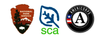 NPS SCA AC logos