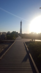 The Fire Island National Seashore Light House