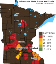MN Fall Colors 2014