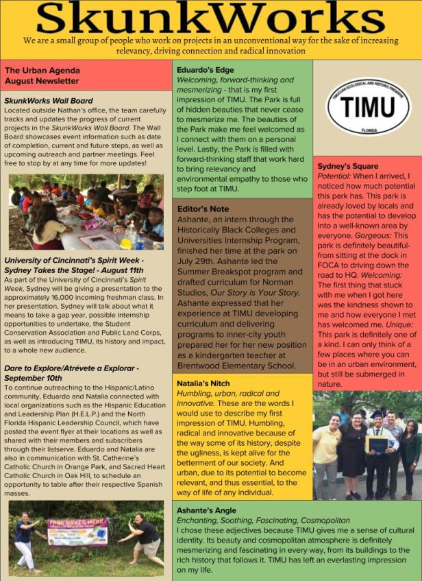 timuskunks-newsletter